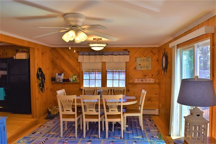 West Yarmouth Cape Cod vacation rental - Dining for 8