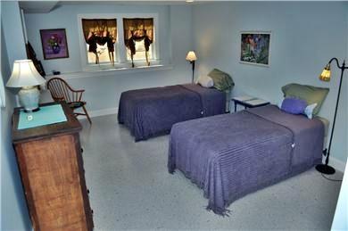 Wellfleet Cape Cod vacation rental - Twin Bedroom #2