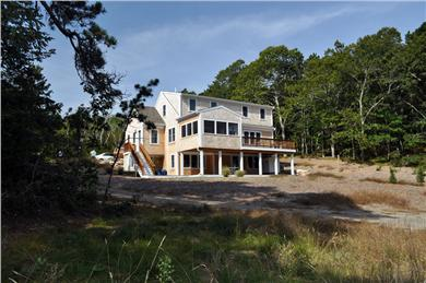 Wellfleet Cape Cod vacation rental - Screened in Porch and Decks