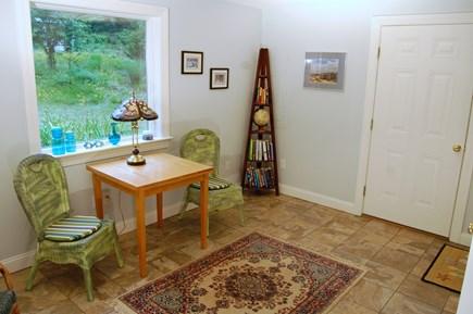 Wellfleet Cape Cod vacation rental - Study / Entrance (barn)