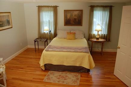 Wellfleet Cape Cod vacation rental - (Upper level master bedroom 2 (main house)