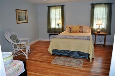 Wellfleet Cape Cod vacation rental - Master Bedroom #1