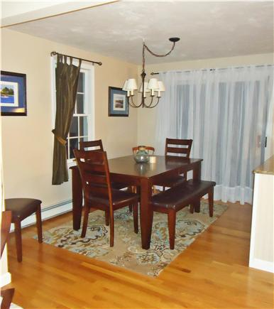 Brewster Cape Cod vacation rental - Dining Room seats 8-10
