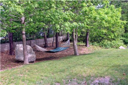 Brewster Cape Cod vacation rental - Hammock for cozy relaxing
