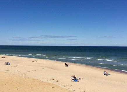 Wellfleet Cape Cod vacation rental - Newcomb Hollow Beach -- National Seashore