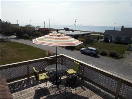 Falmouth, Surf Beach Cape Cod vacation rental - Ocean & island View from Your Roof Deck