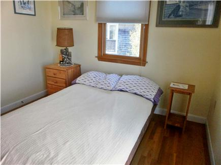 Falmouth, Surf Beach Cape Cod vacation rental - Futon Opened