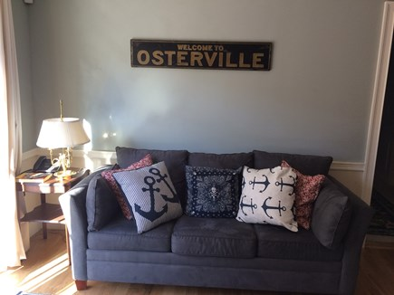 Osterville Osterville vacation rental - Cozy reading area.