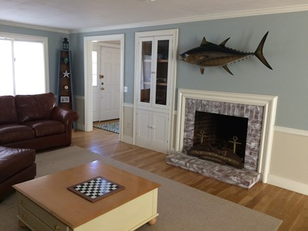 Osterville Osterville vacation rental - Large spacious living room.