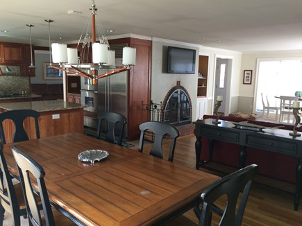 Osterville Osterville vacation rental - Two dishwashers, double oven, fridge and stove top.
