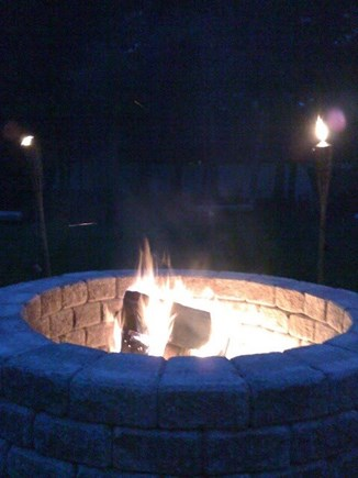 Osterville Osterville vacation rental - Smore's!