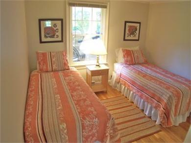 West Barnstable Cape Cod vacation rental - Bedroom 3 has 2 twins