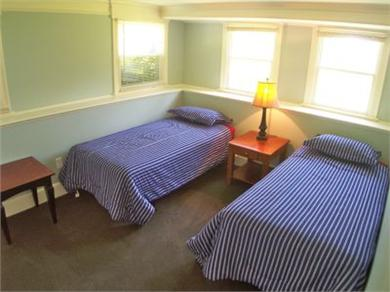 West Barnstable Cape Cod vacation rental - ...as well as this bedroom with 2 twins