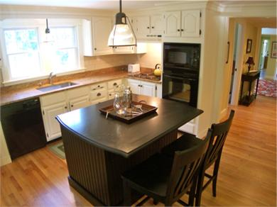 West Barnstable Cape Cod vacation rental - Kitchen is fully equipped
