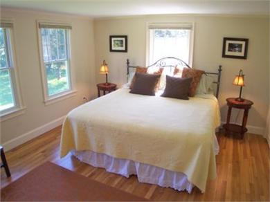 West Barnstable Cape Cod vacation rental - Bedroom 1 has a King Bed