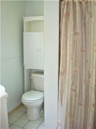 West Dennis Cape Cod vacation rental - First floor bathroom