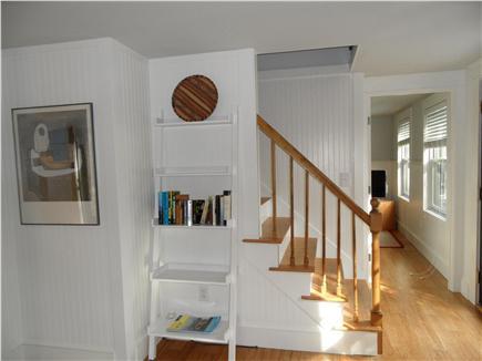 Wellfleet Cape Cod vacation rental - Stairway