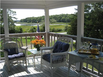 Pocasset Pocasset vacation rental - Waterview from 2nd Floor Covered Porch