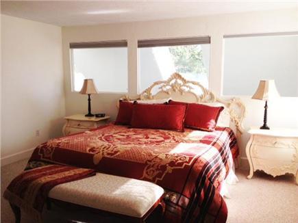Pocasset Pocasset vacation rental - Large 2nd Floor Master Suite. New bath w jacuzzi & walk-in shower