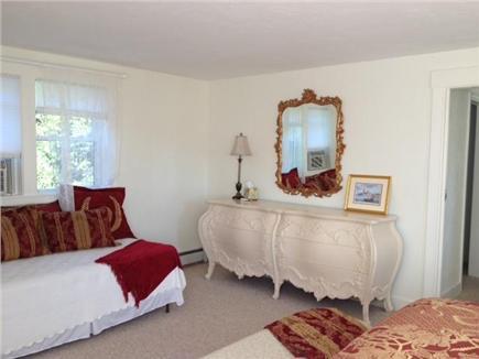 Pocasset Pocasset vacation rental - MBR has daybed, a child's bedroom, & Porch.