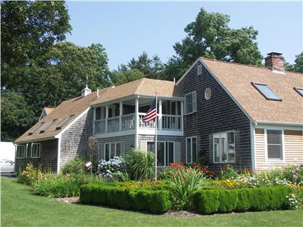 Pocasset Pocasset vacation rental - Sprawling house offers privacy for each bedroom.