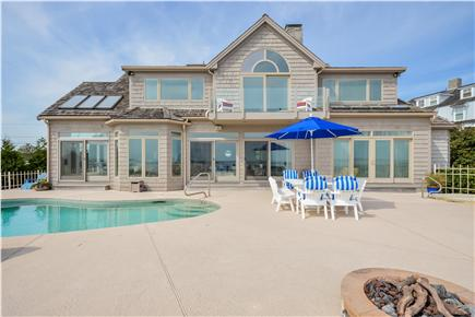 Chatham Cape Cod vacation rental - Back view