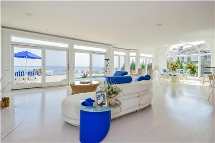Chatham Cape Cod vacation rental - Living room with view