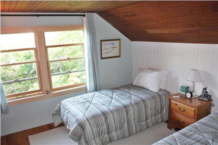 East Harwich Cape Cod vacation rental - South facing bedroom.