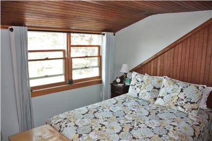 East Harwich Cape Cod vacation rental - Front bedroom overlooks Pleasant Bay.
