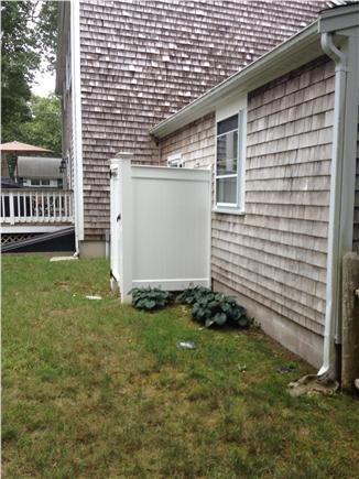 Falmouth Cape Cod vacation rental - Outdoor Shower