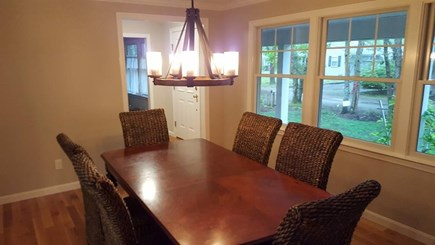 Falmouth Cape Cod vacation rental - Sunny dining room for 6+ people