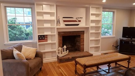 Falmouth Cape Cod vacation rental - Spacious front to back living room