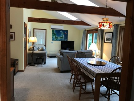 Eastham Cape Cod vacation rental - Eating area great room