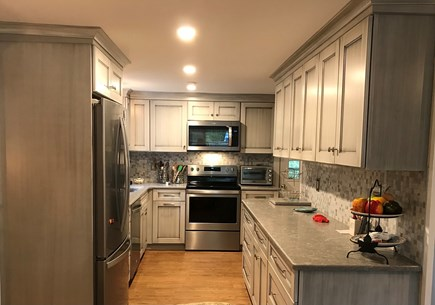 Eastham Cape Cod vacation rental - New  kitchen is easy to work in and has everything you need.