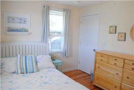 Sandwich (Town Neck) Cape Cod vacation rental - 1st floor bedroom with queen bed