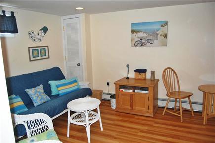 Sandwich (Town Neck) Cape Cod vacation rental - Basement Room