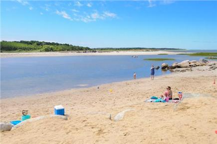 Brewster Cape Cod vacation rental - Family friendly Paines Creek Beach - best sunsets on the Cape!