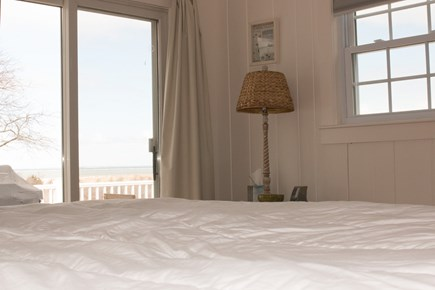 Brewster Cape Cod vacation rental - Bay views from master suite and deck access to new outdoor shower