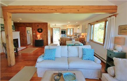 Brewster Cape Cod vacation rental - Bright open floor plan with central air