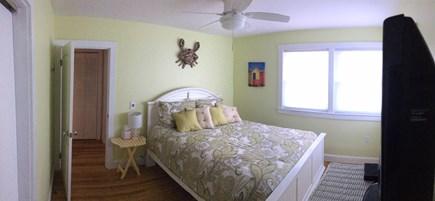 West Harwich Cape Cod vacation rental - 2nd Bedroom Queen w/ TV