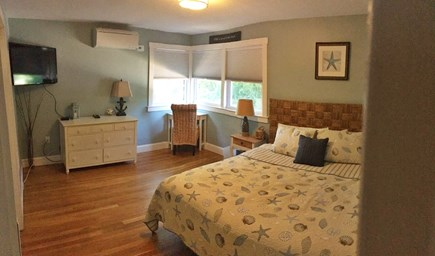 West Harwich Cape Cod vacation rental - Master bedroom - 1 King