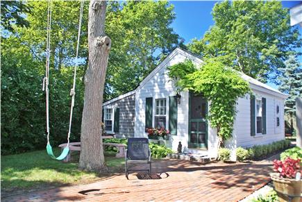 Harwichport, near Bank Street  Cape Cod vacation rental - Cottage directly behind main house