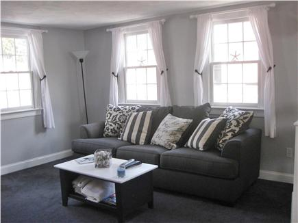 Sandwich Cape Cod vacation rental - Cozy living room