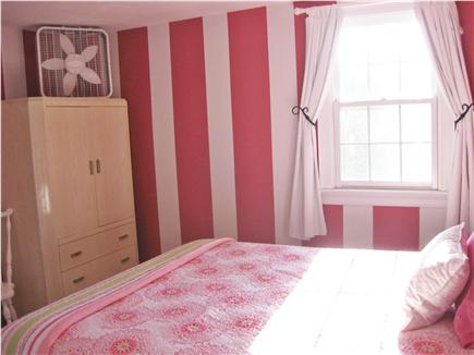 Sandwich Cape Cod vacation rental - Shabby chic bedroom with queen size bed