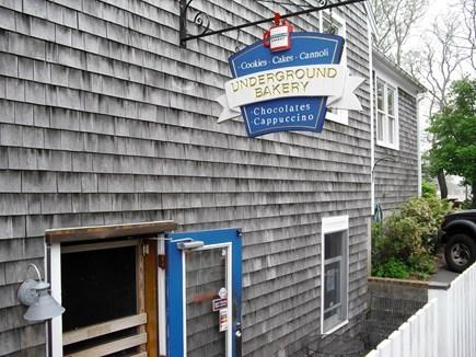 Dennis Cape Cod vacation rental - Undergound Bakery