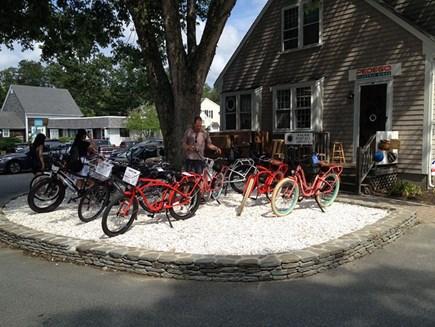 Dennis Cape Cod vacation rental - Electric Bike Rental