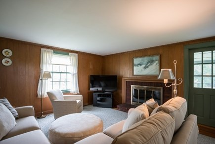 Dennis Cape Cod vacation rental - Living Area