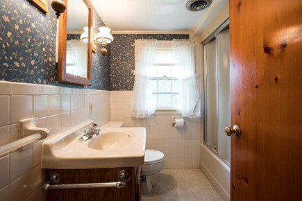 Dennis Cape Cod vacation rental - Second floor bath