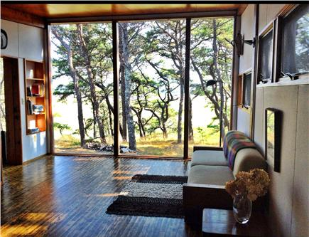 Wellfleet Cape Cod vacation rental - View from bedroom 3
