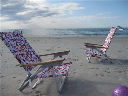 Dennis Cape Cod vacation rental - Relax on this Private beach just 500 feet away!